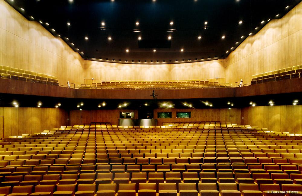 BLUENODE Haus der Berliner Festspiele